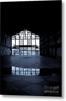 Insideout Metal Print by Colleen Kammerer