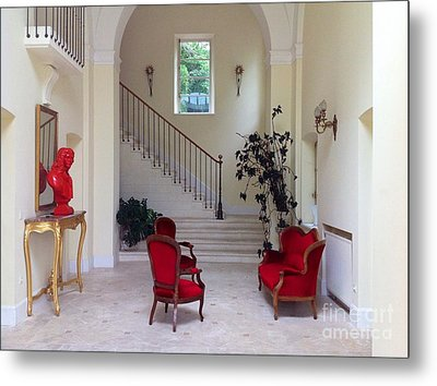 Interior Chic Metal Print by France  Art