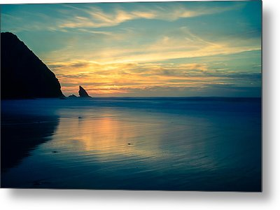 Into The Blue IIi Metal Print by Marco Oliveira