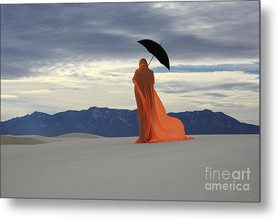 Into The Mystic 5 Metal Print by Bob Christopher