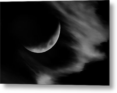 Into The Night Metal Print by Bill Wakeley
