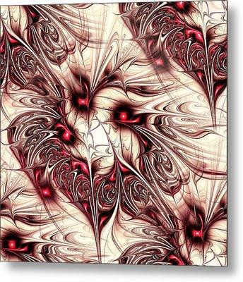Invasion Metal Print by Anastasiya Malakhova