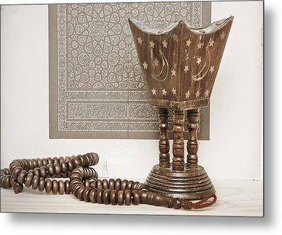 Islam Still Life Metal Print by Tom Gowanlock