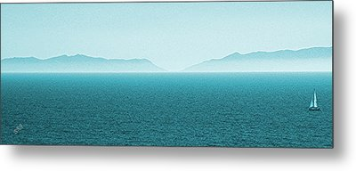 Island Metal Print by Ben and Raisa Gertsberg