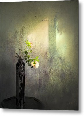 Isn't It Romantic Metal Print by Theresa Tahara