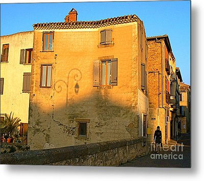 The Lady Of Limoux Metal Print by France  Art