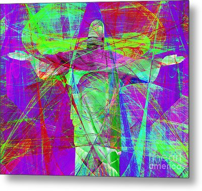Jesus Christ Superstar 20130617m118 Horizontal Metal Print by Wingsdomain Art and Photography