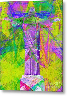 Jesus Christ Superstar 20130617p32 Metal Print by Wingsdomain Art and Photography