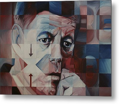 JFK Metal Print by Steve Hunter