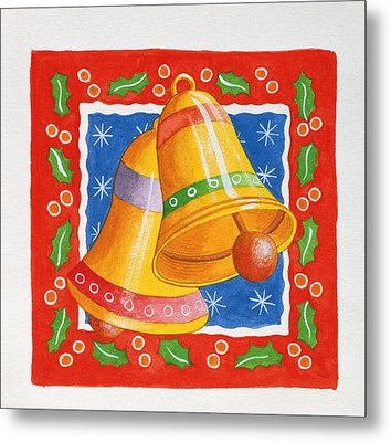 Jingle Bells Metal Print by Tony Todd