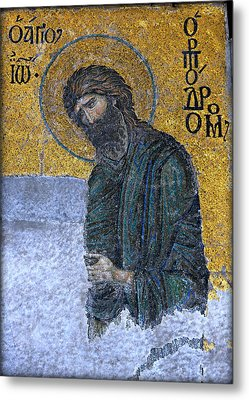 John The Baptist Metal Print by Stephen Stookey
