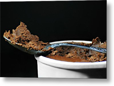 Just A Spoonful Metal Print by Diana Angstadt