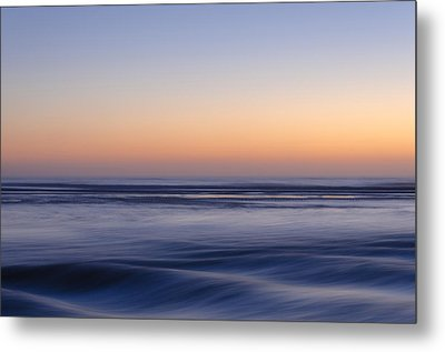 Metal Print featuring the photograph Just Go With The Flow by Thierry Bouriat