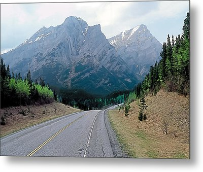 K Country 2 Metal Print by Terry Reynoldson
