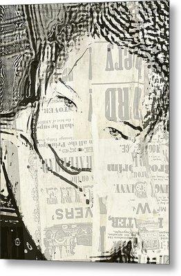 KAM Metal Print by HollyWood Creation By linda zanini
