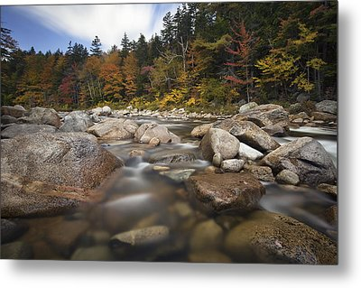 Kanc Colors Metal Print by Eric Gendron