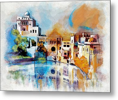 Katas Raj Temple Metal Print by Catf