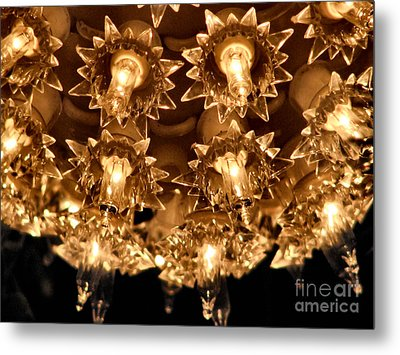 Keep Shining Metal Print by Rory Sagner