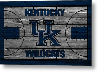Kentucky Wildcats Metal Print by Joe Hamilton