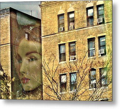 Lady Of The House Metal Print by Sarah Loft