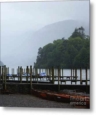 Lake District For A Reason Metal Print by Malcolm Suttle