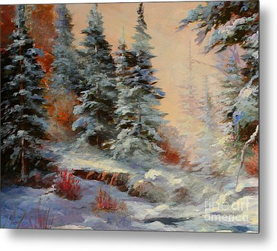 Lake Tahoe Metal Print by Gail Salituri