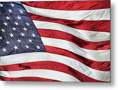 Land Of The Free Metal Print by JC Findley
