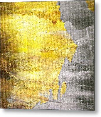 Layers Metal Print by Brett Pfister