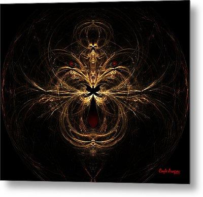 Leo Metal Print by Coqle Aragrev