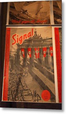 Les Invalides - Paris France - 011335 Metal Print by DC Photographer