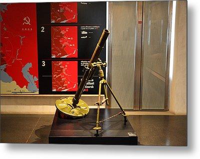Les Invalides - Paris France - 011341 Metal Print by DC Photographer
