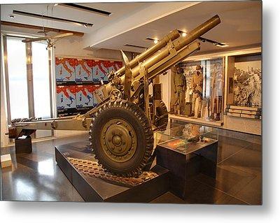 Les Invalides - Paris France - 011347 Metal Print by DC Photographer