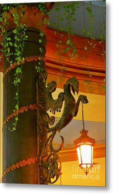 Let Me Light That For You Metal Print by John Malone