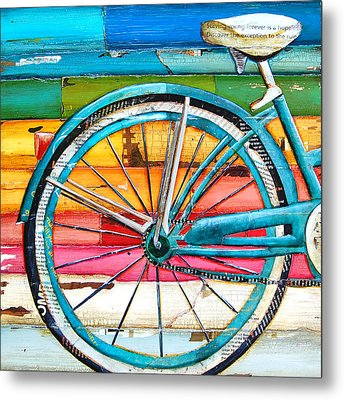 Lifecycles Metal Print by Danny Phillips