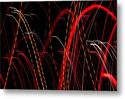 Light Fantastic 08 Metal Print by Natalie Kinnear