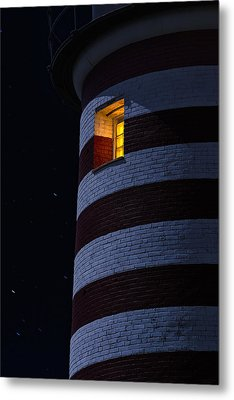 Light From Within Metal Print by Marty Saccone