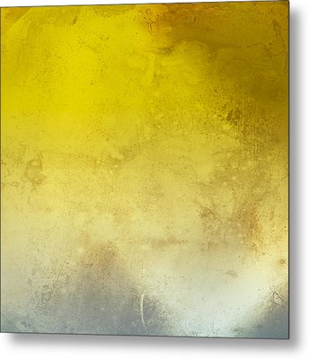 Light Metal Print by Peter Tellone