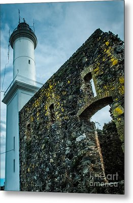 Lighthouse 2 Metal Print by Will Cardoso