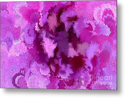Lilac Of The Valley Metal Print by Holley Jacobs