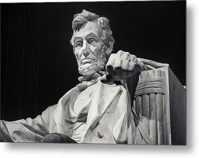 Lincoln Metal Print by Joan Carroll