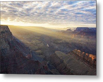 Lipon Point Sunset - Grand Canyon National Park - Arizona Metal Print by Brian Harig