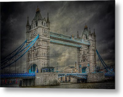 London Tower Bridge Metal Print by Erik Brede