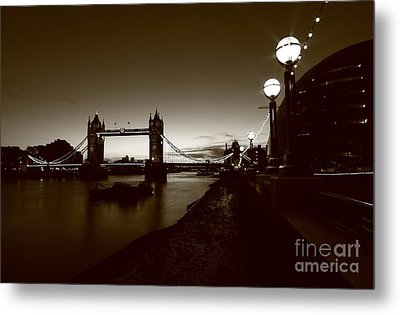 London Tower Bridge  Metal Print by Mariusz Czajkowski