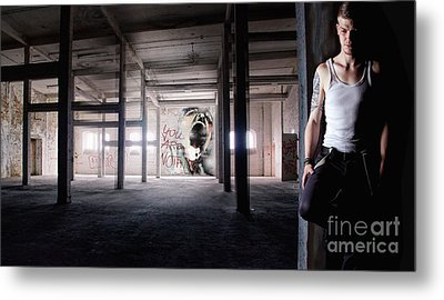 Lonelyness - Ay Cosplay 2013 Metal Print by Ute Bescht