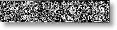 Long Series -- Archetype Metal Print by George Curington