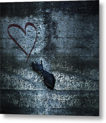 Longing For Love Metal Print by Joana Kruse