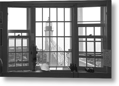Looking Out Metal Print by Mike McGlothlen