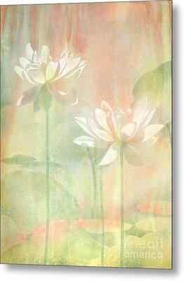 Lotus Metal Print by Robert Hooper