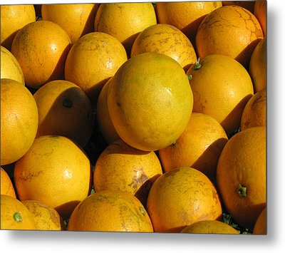 Louisiana Sweets Metal Print by Beth Vincent
