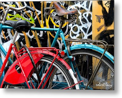 Love At First Sight Metal Print by Robert Lacy
